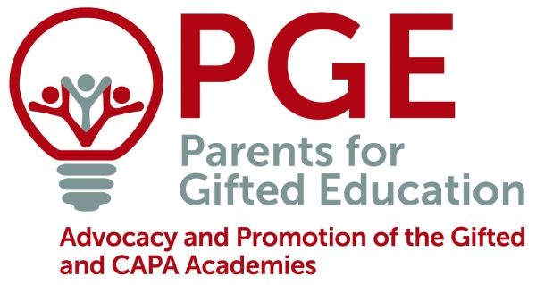 KMK Creates Brand for Gifted Education Parent Group