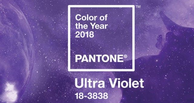 pantone-color-of-the-year-2018-ultra-violet  ~Courtesy of Pantone