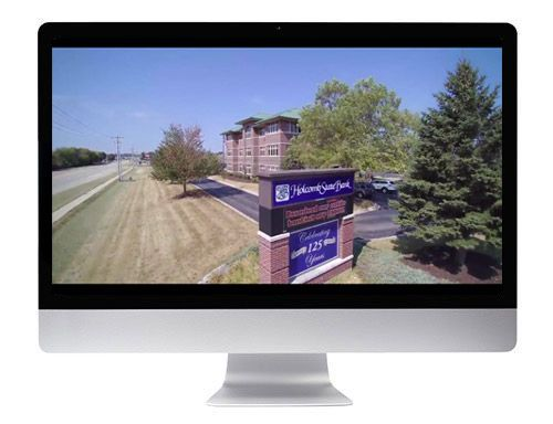 Holcomb Bank Drone Video