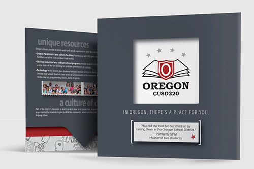 Oregon Brochure