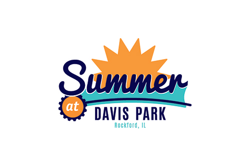 Summer at Davis Park logo